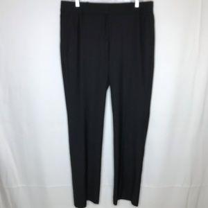 J Crew 12 super 120s wool gray dress pants